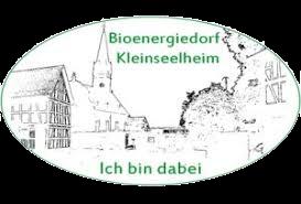 Logo Bioenergiegenossenschaft Kleinseelheim